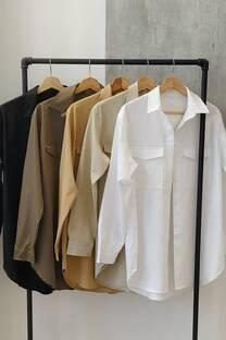 Camisaco de Gabadina  -