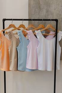 Musculosa Evelyn