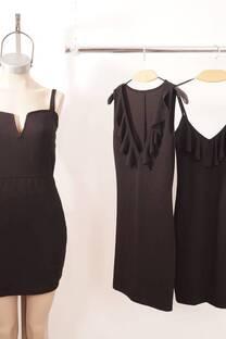 Vestido de Crep -