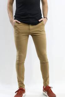 Pantalon Chino Mostaza