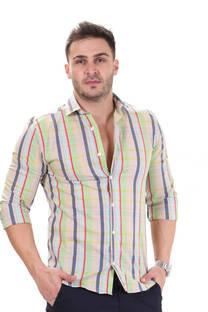 Camisa a cuadros 1222093 -