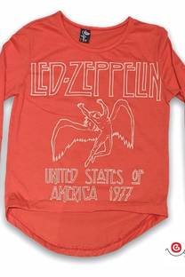 Remera nena ml ''LED ZEPPELIN'' -