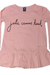 Remera vestido beba ml  JOLIE -