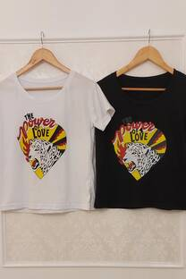 Remera The Power Of Love -