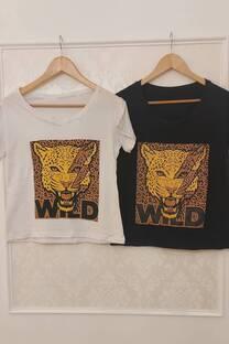 Remera Wild