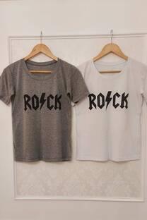 Remera Rock -