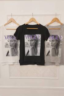 Remera Vogue (España) -