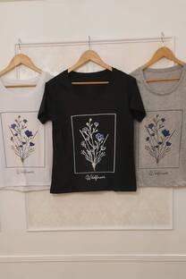 Remera Wildflower -