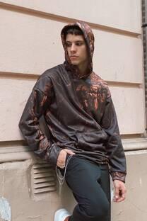 hoodie fire -