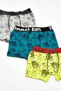 Pack x 3 boxer , nene -