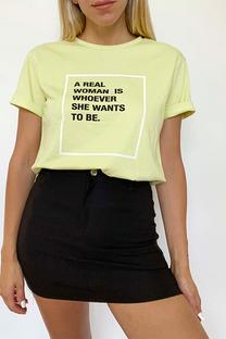Remera Real Woman