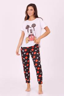 Conjunto Pijama Mickey -