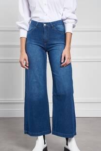 Jean wide leg  hongkong -