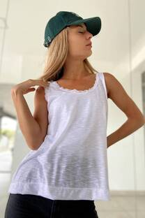 Musculosa flame tilin -