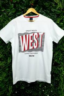 ESTAMPADO WEST REMERAS  -