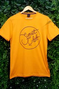 ESTAMPADO SUNSET CLUB REMERAS  -