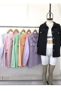 Camisaco rustico -