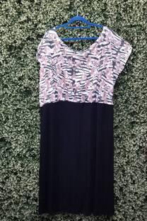 Vestido modal 3xl -