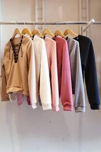 Sweter c Cordon -