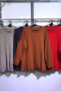 sn007 Nuevo stock de sweater rayas al costado -