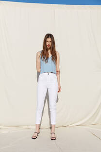 Jean Mom Fit Axel -