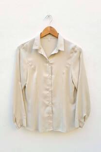 Camisa Twill Entallado -