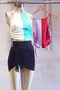 Top Bicolor c Tira  -
