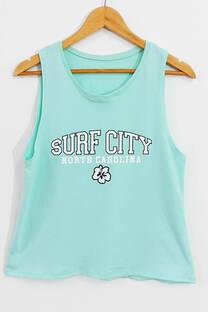 Musculosa Surf city -