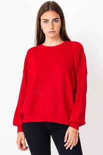 Sweaters manga globo -
