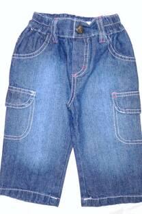 Pantalón de beba en jean -