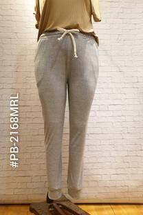 Pantalon Babucha Morley  con Bolsillos y Cordon -