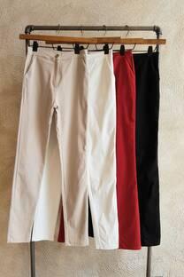 Pantalon de Bengalina Crep -