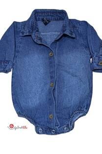 Body camisa ml mini bb jean -