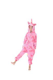 Pijama de bebé unicornio $2.999,99 SKU 27891 Talle   Elegir una opción... Cantidad   1   COMPRAR Pijama infantil con diseño de unicornio rosa.  Material: Peluche extra suave Color: Rosa  85 cm 95 cm  105 cm -