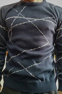 Sweater Rayas -