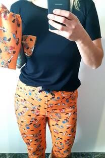 Pijama Sublimado Picapiedras -