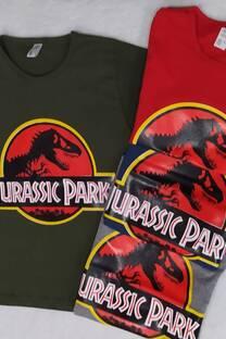 Remera Jurassic park -