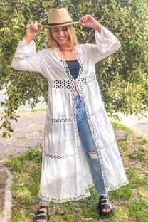 Kimono BLANCA -