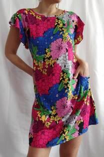 Vestido Juanita poplin