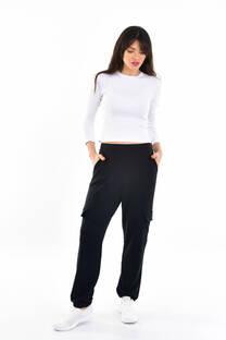 Pantalon Cargo Kira -