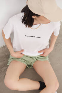 REMERA RECYCLE