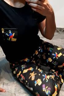 Pijama Sublimado Bart -