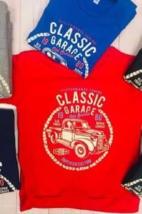 Buzo Classic garage -