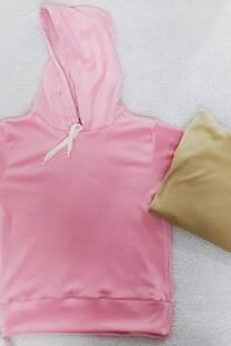Buzo plush bifaz elastizado -