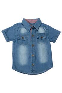 Camisa jean bebe -