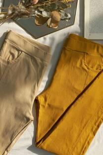 Pantalon bengalina elastizado -