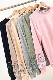 Sweater Flowers -