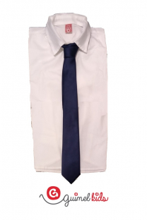 Corbata niño satinada -