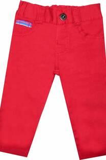 Pantalon de bebe en gabardina -