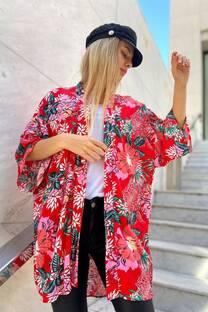 Kimono estampado isabel  -